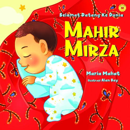 Mahir Book 1 frontcover