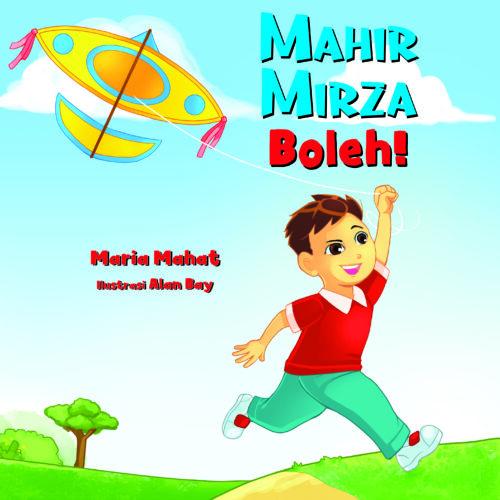 Mahir Book 2 front cover