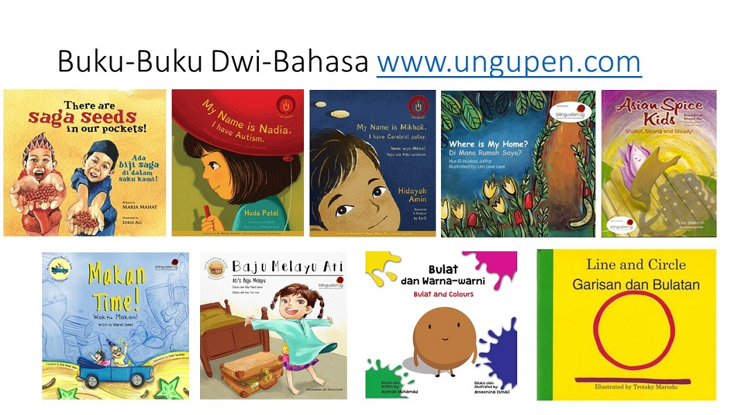 Raising bilingual readers