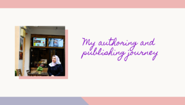 My authoring and publishing journey