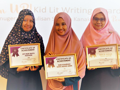 PEN UP! Kid Lit Fest and Writing Awards