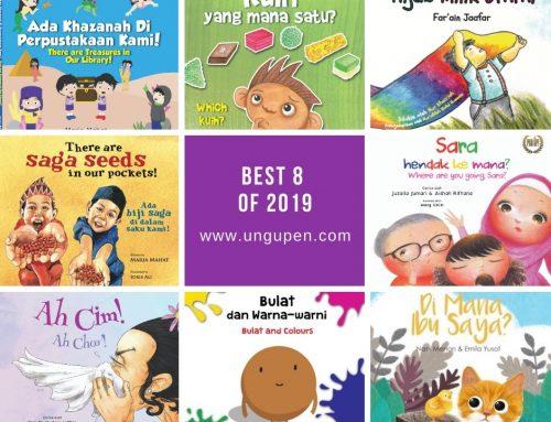 Buku 8 terbaik 2019 dari Ungu Pen
