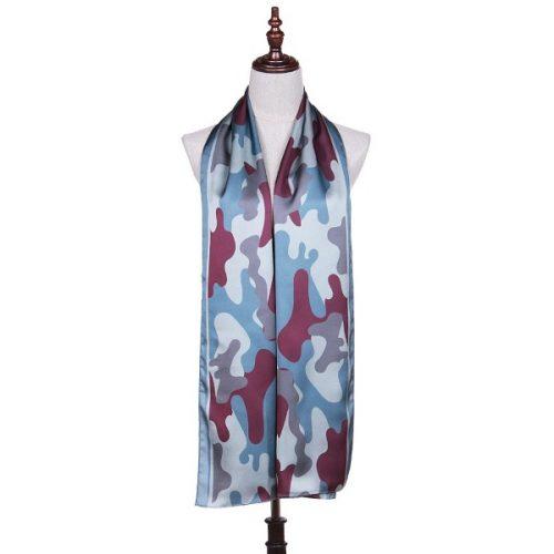 twilight blue shawl